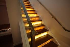 10 stairway lighting ideas for modern and contemporary interiors