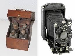 appareil photo chambre le photographe militaire dans les tranchées de la guerre 1914 1918