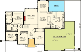 sunroom floor plans 2 story house plans with sunroom house design plans