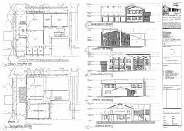 floor plans and elevations of houses house plan beautiful guest house plan and elevation guest house
