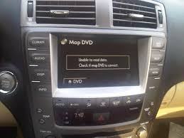 lexus owners usa navigation system 07 13 lexus is250 is350 is f lexus