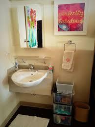 university of oklahoma dorm bathroom organization college tcu colby dorm