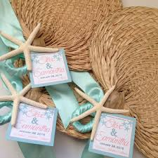 wedding fan favors palm leaf fans with small tag raffia fans wedding fans