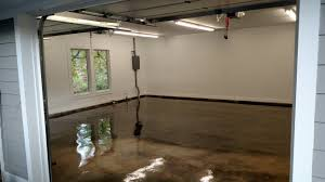 2 car garage completed southerland construction renovation llc interior