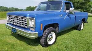 mudding truck for sale 1975 chevrolet c k trucks classics for sale classics on autotrader