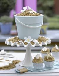 beachy wedding cakes wedding ideas cupcakes weddbook