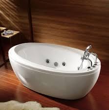 Wood Bathtubs Bathtubs Idea Marvellous Small Jetted Bathtub Jet Tub Reviews