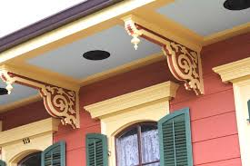 dispatch from new orleans new orleans house paint colors corbels