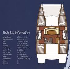 100 catamaran floor plan 451 catamaran petrel galapagos