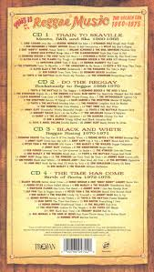 this is reggae music the golden era 1960 1975 various artists
