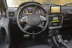 mercedes g class interior 2016 2013 mercedes benz g class reviews and rating motor trend