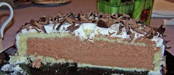 viennese chocolate cream cake recipe genius kitchen