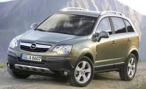 Opel Antara Brief About Model