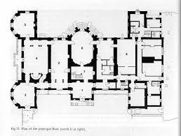 83 scotland principal floor plan architecture plans english