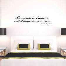 stickers muraux citations chambre stickers muraux citations phrases collection avec sticker citation