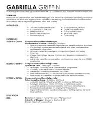 44 resume writing tips best compensation and benefits resume example livecareer create my resume