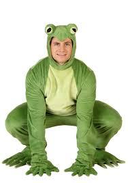 deluxe frog costume
