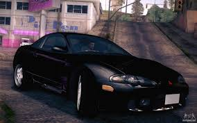 car mitsubishi eclipse mitsubishi eclipse fast and furious for gta san andreas