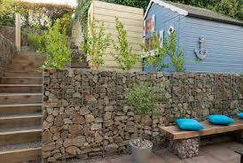 Small Sloped Backyard Ideas Triyae Com U003d Steep Backyard Ideas Various Design Inspiration For
