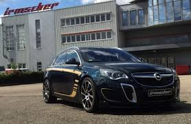 opel insignia 2016 irmscher develops u0027is3 bandit u0027 based on opel insignia opc