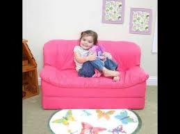 Pink Sofa Bed Sofa Bed For Kids Kids Sofa Bed Collection Romance Youtube