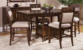 counter high dining room sets richmond county counter height dining set haynes furniture