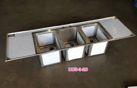 3 bay stainless steel sink sink compartment stainless steel sink 53x25 drop in sinks 94