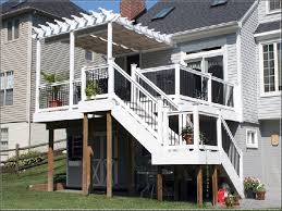 How Much Should A Patio Cost How Much Does It Cost To Build A Balcony Deck For The Home