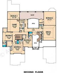 House Plans Courtyard by Memorial Park Courtyard House Plan Luxury Floor Plan