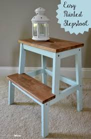 architecture of a mom easy painted stepstool