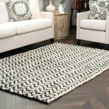 Outdoor Chevron Rug Black And White Area Rugs Home Black Herringbone Indoor