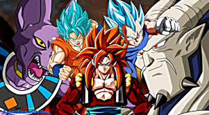 20 strongest dragon ball super gt characters 2016