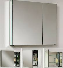 frameless mirrored medicine cabinet recessed bathroom mirrors frameless bathroom medicine cabinets recessed with