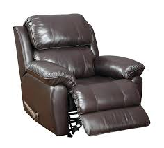 Leather Match Upholstery Leather Rocker Recliner U2013 Instavite Me