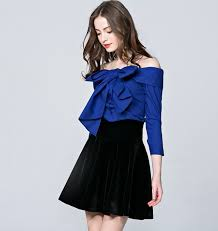 Blouse With Big Bow Popular Big Bow For Blouse Buy Cheap Big Bow For Blouse Lots From