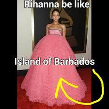 Tickled Memes - tickled pink top memes inspired by rihanna s huge grammys dress