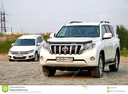 land cruiser prado car toyota land cruiser prado editorial photography image 82843002
