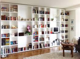 Wohnzimmer Regal Weis Bibliothek Wohnzimmer