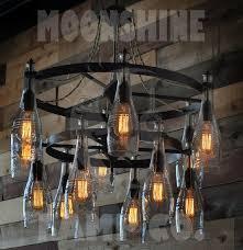 lights made out of wine bottles 102 best custom lighting and light design images on pinterest