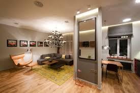 russian minimalist apartment decolieu studio design staircase