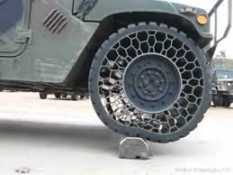 Do Car Tires Have Tubes Cool New Army Tire Technology Youtube