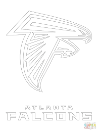cool coloring pages football clubs logos national nfl team logo