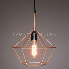 light in the box number top 54 aesthetic good wire and glass pendant light in hammered
