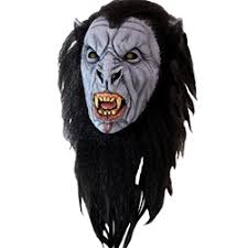 wolf mask the costumer dracula wolf mask