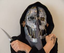 corvo mask from dishonored 5 steps