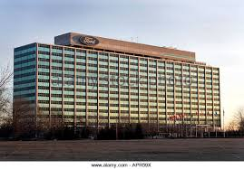 ford corporate headquarters ford motor company in stock photos headquarters