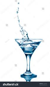 martini splash big water splash martini glass stock photo 74227651 shutterstock