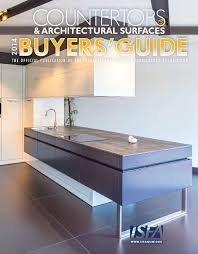 Our 74th Brand Of Vintage Metal Cabinets Olympia Aluminum by Isfa Countertops U0026 Architectural Surfaces 2014 Buyers U0027 Guide By
