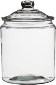 clear glass canisters for kitchen best 25 gallon glass jars ideas on pinterest 1 gallon glass jar