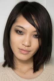 asian hairstyles for round faces asian shapes hairstyles